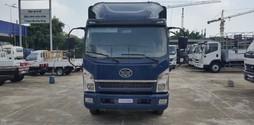 Xe tải Faw tải trọng 7,25t thùng dài 6270 rộng 2m2 Cabin Isuza Giá T.