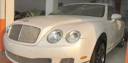 Bán Bentley Contynental Flying model 2010 màu trăng, luôn là Đẳng Cấp .