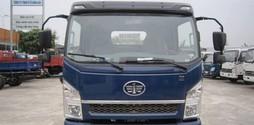 Xe tải Faw 7,25 tấn,thùng dài 6,27M,cabin ISUZU,máy khỏe..
