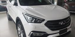 Hyundai SANTA FE 2.2 AT model 2016 phiên bản luxury máy dầu.