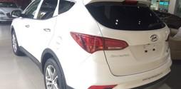 Hyundai Santafe 2017 khuyến mãi khủng rẻ nhất TP.HCM Hỗ trợ vay lã.