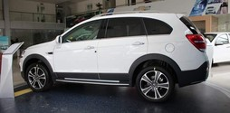 Chevrolet captiva ltz mới màu trắng, giá còn giảm nữa,.