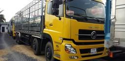 Bán xe tải Dongfeng Hoàng Huy 4 chân 17.9 tấn, mua trả góp xe tải Do.