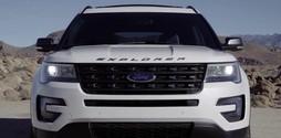 Giá bán xe Ford Explorer 2017 Limited 2.3L Ecoboost tại Ford Long Biên.