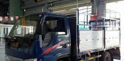 Bán xe tải 2,4 tấn 2 tấn rưỡi jac hà nội.