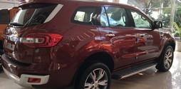 Chuyên xe Ford Everest 2017 Giá tốt Khuyến Mãi Lớn tại Ford Phú Mỹ.
