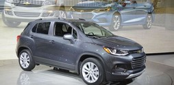 Xe Chevrolet Trax 2017 SUV 5 chỗ nhập khẩu nguyên chiếc, giá khuyến .