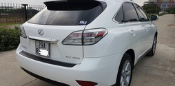 Bán Lexus RX350 AWD nhập khẩu, sản xuất cuối 2009 phom 2010,xe đẹp.