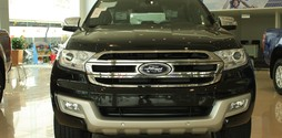 Ford Everest Titanium 2.2l, Hỗ trợ trả trước 20%, Giá tốt nhất.