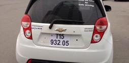 Xe Van Chevrolet Spark giá rẻ tại HN, đời 2013 xe đẹp như mới.
