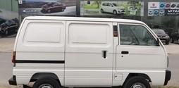 Suzuki Blind Van 2017.