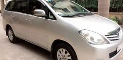Toyota Innova G Xịn nguyên bản đời 2009, màu ghi bạc chính chủ gia.