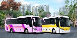 Bán, mua xe 34 chỗ TB82S, xe khách 34 chỗ bầu hơi Trường Hải.