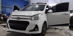 Bán xe hyundai grand i10 sedan, hatchback, base taxi giá tốt.