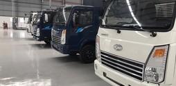 Xe tải daehan teraco 230 2,3 tấn hyundai.