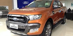 Xe Ford Ranger Wildtrack 3.2 giá tốt nhất miền bắc.