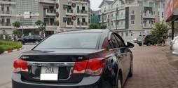 Daewoo Lacetti SE, màu đen nhập khẩu sx 2010 số sàn.