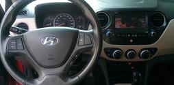 Hyundai i101.0 Số tự động, màu đỏ , Sản xuất 2014, đăng ký 201.