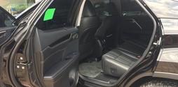 Lexus Rx350 đăng ký 2017 màu đen, nội thất đen còn bảo hành.