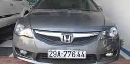 Honda Civic 2.0 2011 Màu Xám..