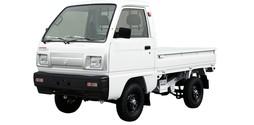 Suzuki blind van 5 tạ thùng lửng.