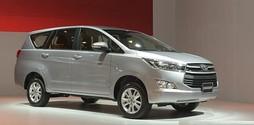 Toyota INNOVA 2017 khuyến mãi đến 75 triệu đồng.