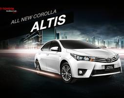 Đại lý Toyota Việt Nam: Toyota Altis 2016, Toyota Camry 2016, Toyota Vios .