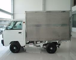 Giá Xe tải suzuki carry truck 500kg thùng lửng, giá xe tải suzuki 650kg.
