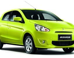 Mitsubishi Mirage có xe ngay, giá cạnh tranh, nhiều khuyến mại.