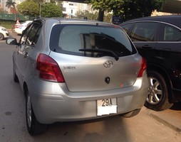 Toyota Yaris 1.5AT 2011.