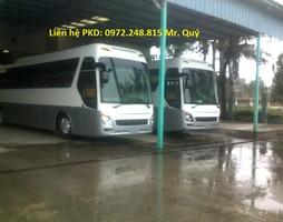 Xe khách 47 chỗ hồng hà, xe khách 47 ghế ngồi hồng hà, chuyên mua.