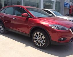 Mazda cx9 nhập nguyên chiếc giá rẻ nhất hà nội.
