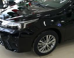 Toyota Corolla Altis 1.8G Số tự động 2017 km lớn, giao xe ngay, hỗ tr.