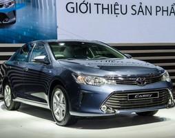 Giá xe Toyota Camry 2016, Bán Toyota Camry: 2.0E, 2.5G, 2.5Q, Giá Toyota Cam.