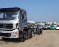Chuyên bán xe tải Dongfeng Trường Giang 4 chân tải trọng 17.9 tấn,.