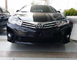 Toyota Hà Đông Bán xe Corolla Altis 2017 Khuyến mại lớn, Có xe giao n.