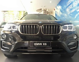 Bán Xe BMW X6 2017 Giá Tốt Nhất, Giá Xe BMW X6 2017 Nhập Khẩu, Đánh.