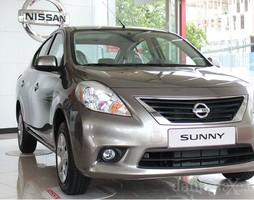 BÁN XE 4 CHỖ NISSAN SUNNY XV SE MỚI 100% Giá tốt nhất trên thị trư.