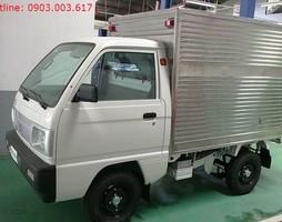 Giá xe tải suzuki 500Kg, bán xe tải suzuki 750Kg nhập khẩu.