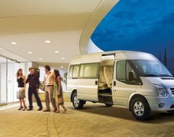 Mua Ford Transit 2017 trả góp chỉ với 250 triệu tại Ford Mỹ Đình.