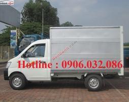 Xe tải 950 kg thùng kín, máy Suzuki giá tốt nhất hải phòng.