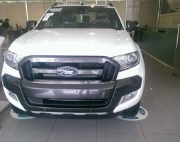 Ford Ranger Wildtrak 3.2L phiên bản 2017 Navigatior Định vị hoàn toàn .