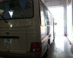 Bán Trả Góp Xe Khách Hyundai 29 Chỗ County HB73S Thân Dài Giá Rẻ Nh.