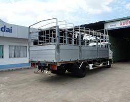 Xe tải hino 6t, xe tải hino fc dai, xe tải hino thùng dài 6m7,xe tải h.