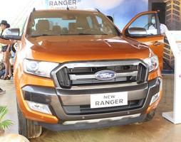 Ranger 2017 Khuyến Mãi rất tốt.