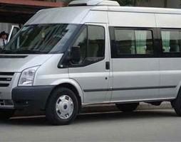 Ford Transit giá rẻ nhất Hà Nội, có xe giao ngay.