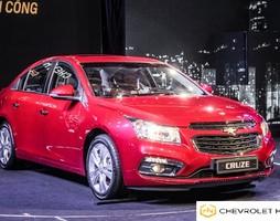 Sở hữu Chevrolet Cruze 1.8LTZ MY15 chỉ với 250 triệu đồng. LH 09834.