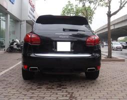 Porsche Cayenne sản xuất và đăng ký 2011.