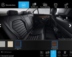 Dòng C250 Exclusive mới của Mercedes Benz với nhiều cải tiến v.