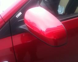 Toyota Yaris E màu đỏ nhập khẩu Thái Lan, giá tốt nhất Hà Nội.